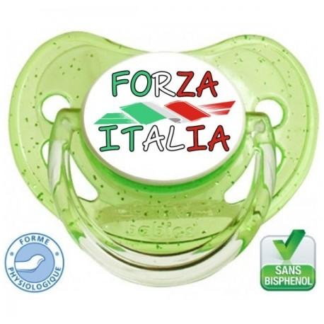 Tétine bébé Forza Italia