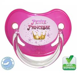 """Sucette bébé """"petite princesse"""""""