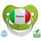 Sucette bébé ballon foot Italie