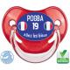 Sucette bébé personnalisable France