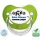 Tétine personnalisée club Saint Etienne