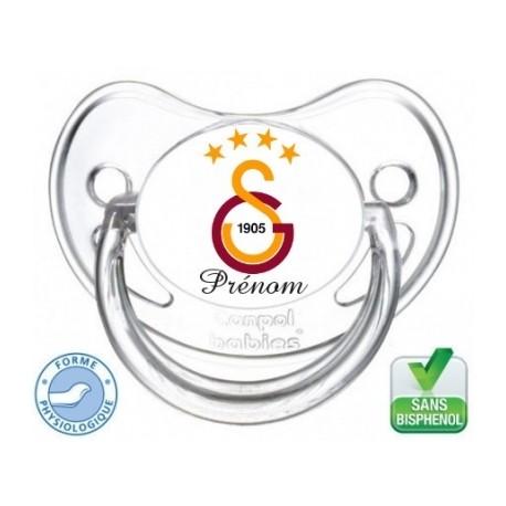 Tétine personnalisée Galatasaray