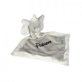 Doudou personnalisé Dumbo et prénom