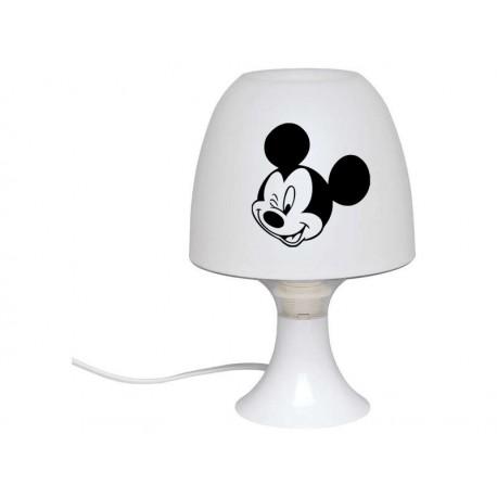 Lampe personnalisée Mickey et prénom