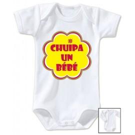 Body personnalisé chuipa un bébé