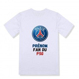 T-shirt enfant personnalisé PSG