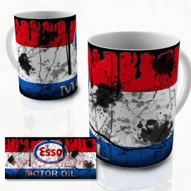 Mug tasse personnalisé Esso