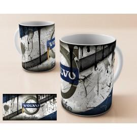 Mug tasse personnalisé Volvo