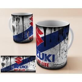 Mug tasse personnalisé Suzuki