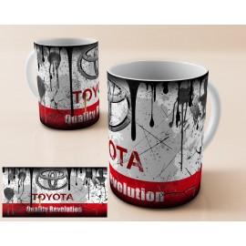 Mug tasse personnalisé Toyota