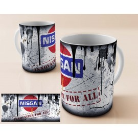 Mug tasse personnalisé Nissan