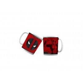 Mug tasse personnalisé avec Deadpool et prénom