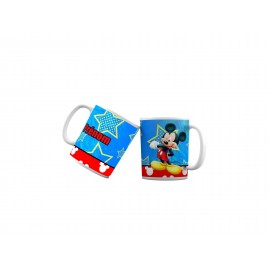 Mug tasse personnalisé Mickey design 2 et prénom