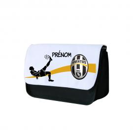 Trousse a crayon personnalisée Juventus
