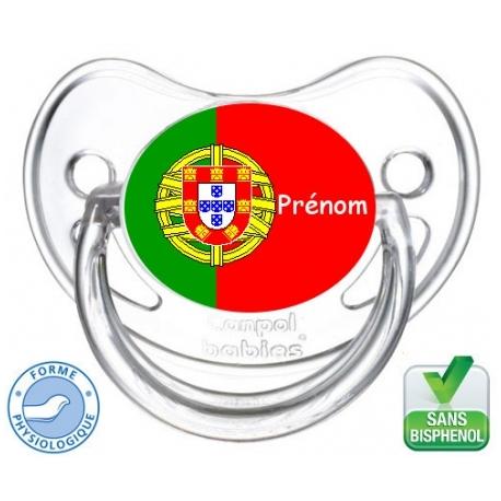 tétine personnalisée portugal